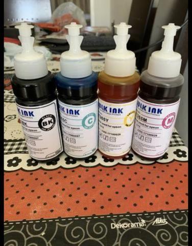 Tinta para impressora