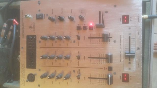 Par de cdj pionner 200 + mixer + case - set completo. **linktr.ee/pimentasonorizacao - Foto 4
