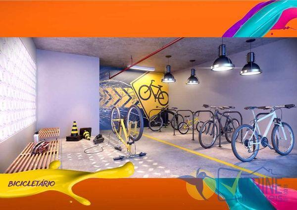 Apartamento com 2 quartos no INTENSE PARQUE CASCAVEL - Bairro Vila Rosa em Goiânia - Foto 13
