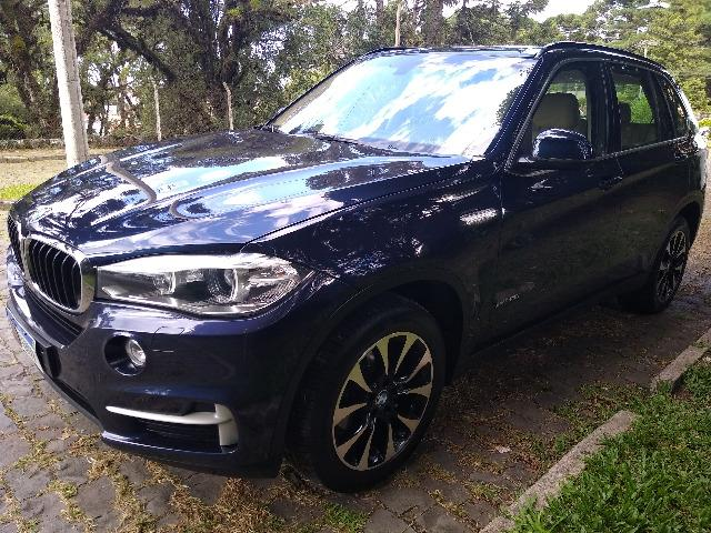 BMW X5 L6 Turbo 306cv 4X4 Zf 8marchas Teto Novisssima Unica no R.S - Foto 8