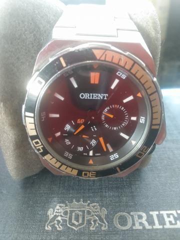 Vendo relógio Orient - Foto 6