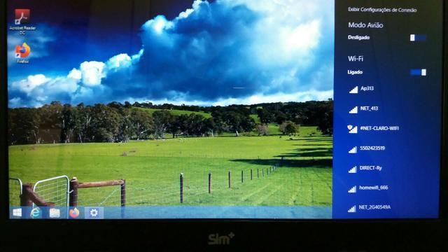 Notebook Positivo Celeron Dual Core 1.50 Ghz R$ 240,00 - Foto 5