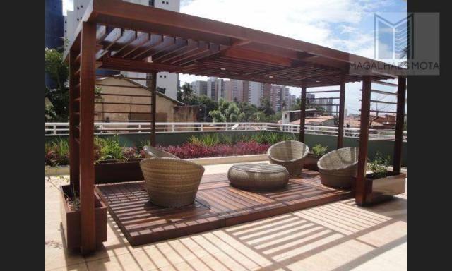 Apartamento com 3 dormitórios à venda, 73 m² por R$ 600.000 - Meireles - Fortaleza/CE - Foto 19