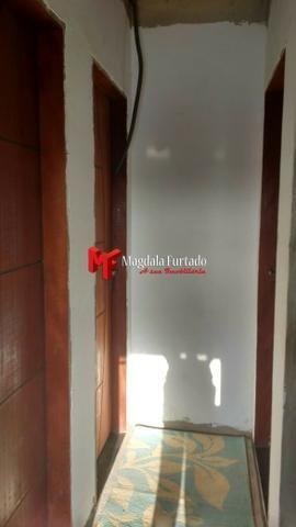 4037 - Casa com área gourmet, 4 quartos para sua moradia em Unamar - Foto 11