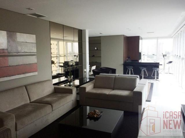 Apartamento para Venda em Curitiba, Cabral, 3 dormitórios, 3 suítes, 5 banheiros, 2 vagas - Foto 6