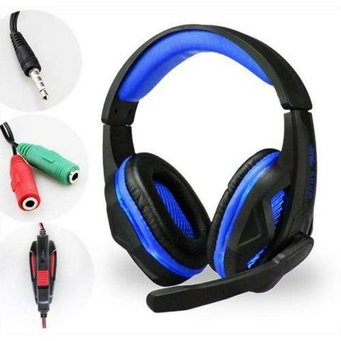 Fone Headset Gamer Pc Celular Ps4 Xbox One Knup P2 396 - Foto 2