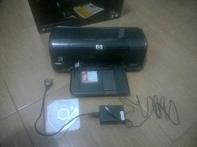 Impressora HP deskjet D1660 - Foto 5