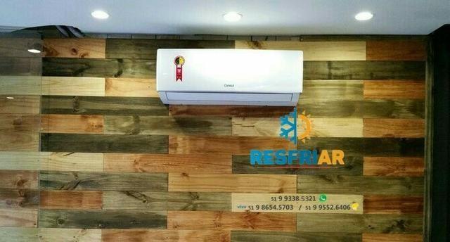 Instalação de ar condicionado split - Foto 4