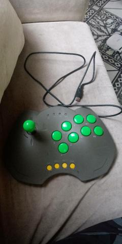 Controle Arcade usb - Foto 2