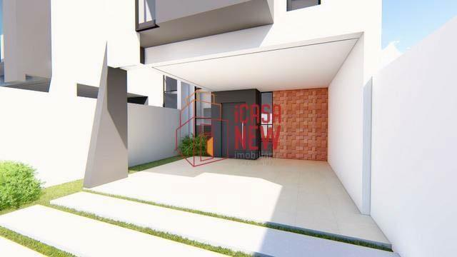 Sobrado para Venda em São José dos Pinhais, Afonso Pena, 3 dormitórios, 1 suíte, 3 banheir - Foto 3