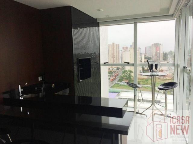 Apartamento para Venda em Curitiba, Cabral, 3 dormitórios, 3 suítes, 5 banheiros, 2 vagas - Foto 7