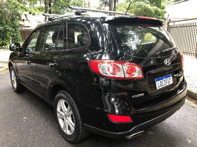 Hyundai Santa Fe 3.5 Gasolina 7 lugares Toda Revisada - Foto 10