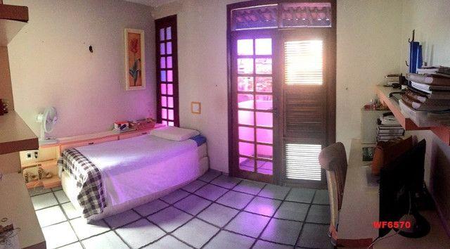 Casa duplex com 4 quartos, 8 vagas de garagem, próximo Washington Soares - Foto 9