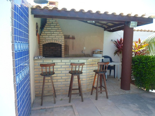 FZ132 - Casa em Arembepe - 04 quartos com piscina - Foto 14