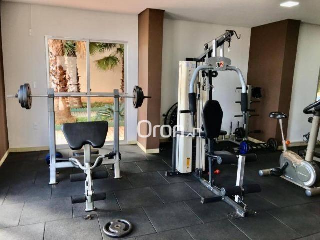 Apartamento com 2 dormitórios à venda, 51 m² por R$ 170.000,00 - Vila Rosa - Goiânia/GO - Foto 9