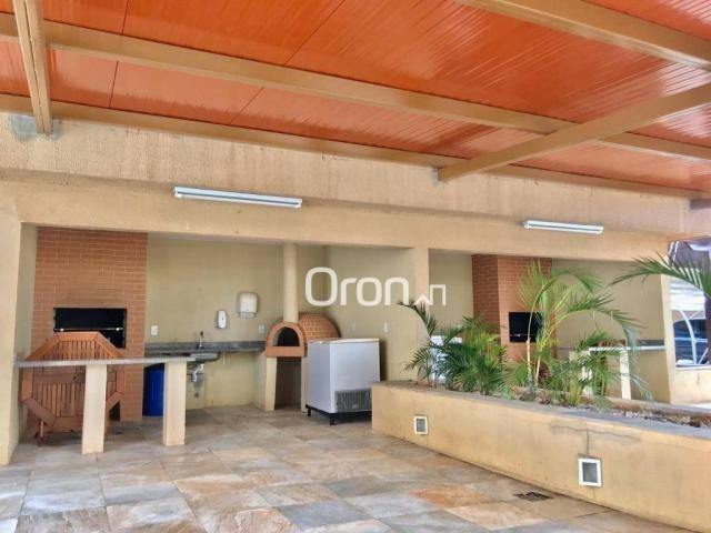 Apartamento com 2 dormitórios à venda, 55 m² por R$ 180.000,00 - Vila Rosa - Goiânia/GO - Foto 12
