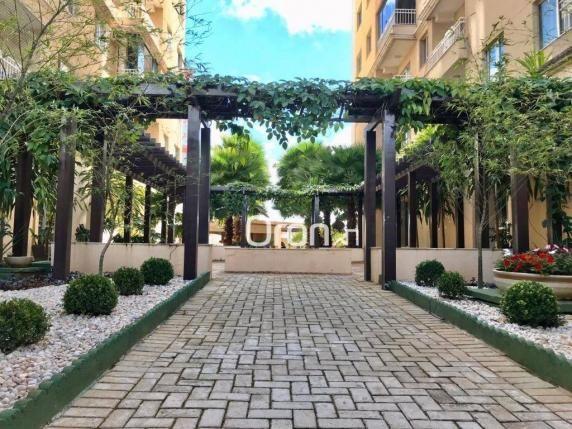 Apartamento com 2 dormitórios à venda, 51 m² por R$ 170.000,00 - Vila Rosa - Goiânia/GO - Foto 3