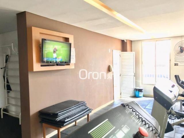 Apartamento com 2 dormitórios à venda, 55 m² por R$ 180.000,00 - Vila Rosa - Goiânia/GO - Foto 8