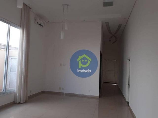 Casa com 3 dormitórios para alugar, 230 m² por R$ 4.400,00/mês - Parque Residencial Damha  - Foto 12