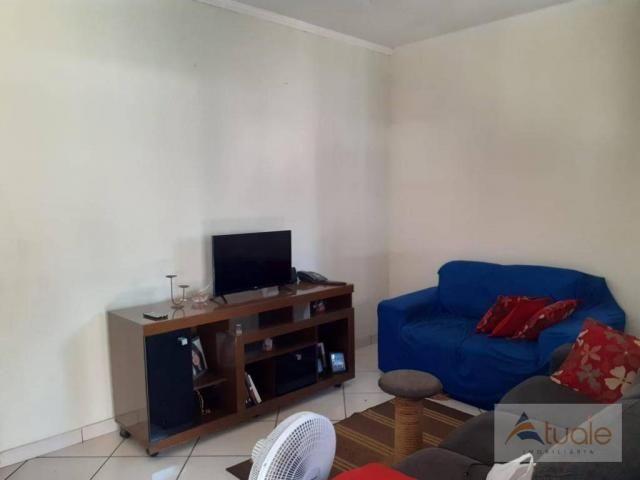 Casa com 2 dormitórios à venda, 50 m² por R$ 240.000 - Parque Nova Veneza/Inocoop (Nova Ve - Foto 3