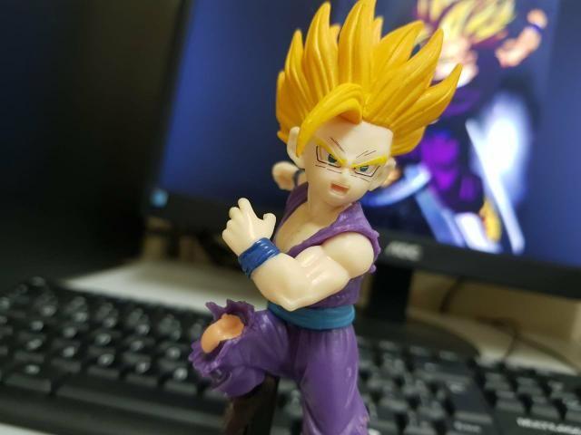 Estatueta Gohan Dragon Ball Z - Foto 3