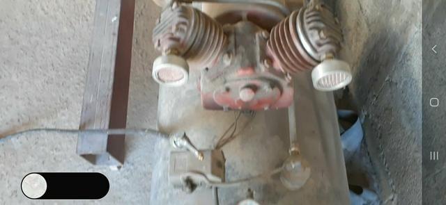 Troco compressor 110/220V por outro melhor$ (leia) a descrição - Foto 2