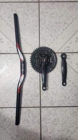 Peças de bicicleta - Foto 5