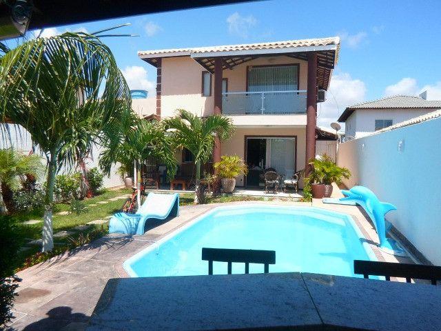 FZ132 - Casa em Arembepe - 04 quartos com piscina - Foto 2