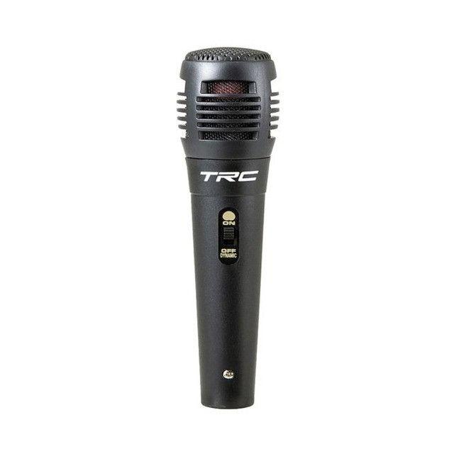 R$690,00 - Caixa De Som Amplificada TRC 335 Bluetooth Usb/Fm/Aux/Mic/TF 200W - Foto 4