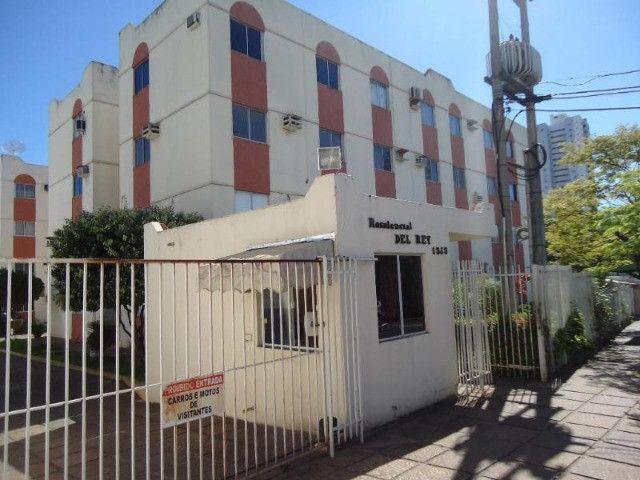 Apartamento 2 quartos - Residencial Del Rey - Quilombo