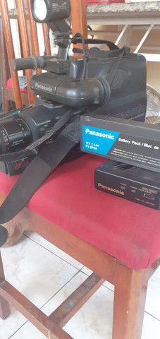 Vendo filmora VHS AF X8 panasonic - Foto 3