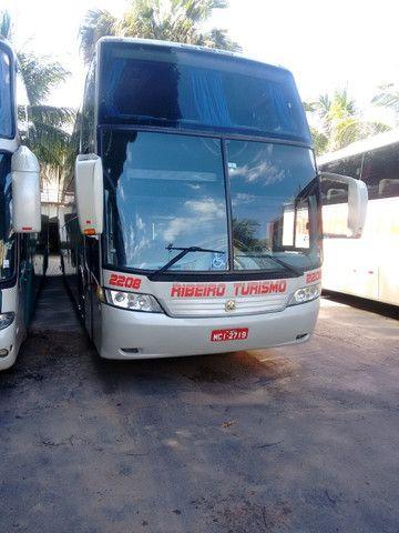 Onibus volvo LD busscar 2001/2002 j bu 400r 396 cv 44 lugares 2002 - Foto 6
