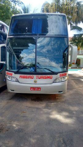 Onibus volvo LD busscar 2001/2002 j bu 400r 396 cv 44 lugares 2002 - Foto 3
