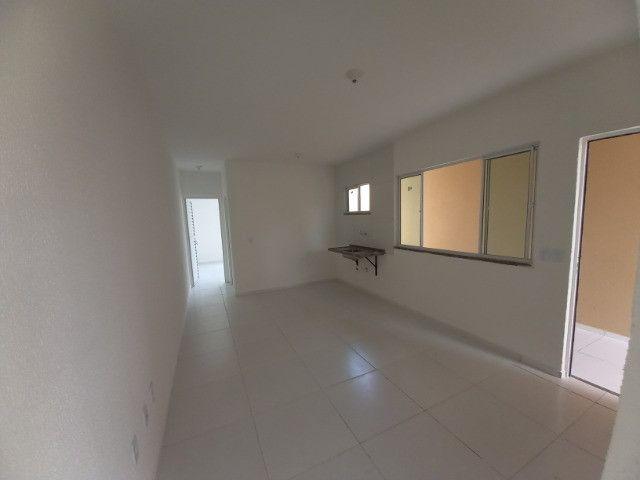 DP casa nova com entrada a partir de 2 mil reais com 2 quartos e documentação inclusa - Foto 6