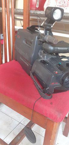 Vendo filmora VHS AF X8 panasonic