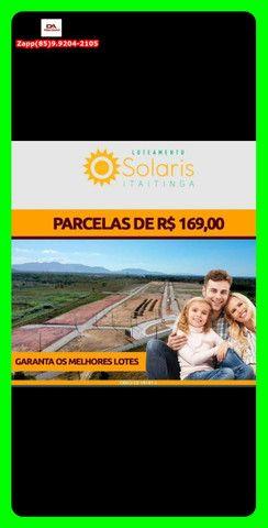 Loteamento Solaris Gererau- Invista @!#@