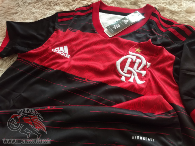 Queima de Estoque Camisa Flamengo 1 2020 Personalize Grátis! - Foto 2