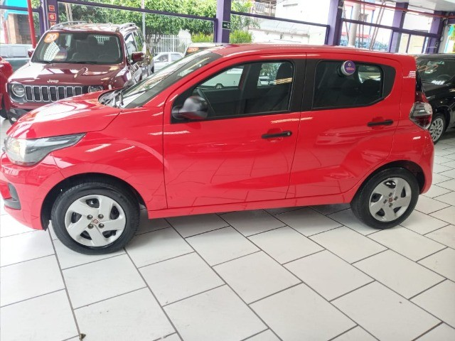 Fiat Mobi Like baixo km - Foto 3