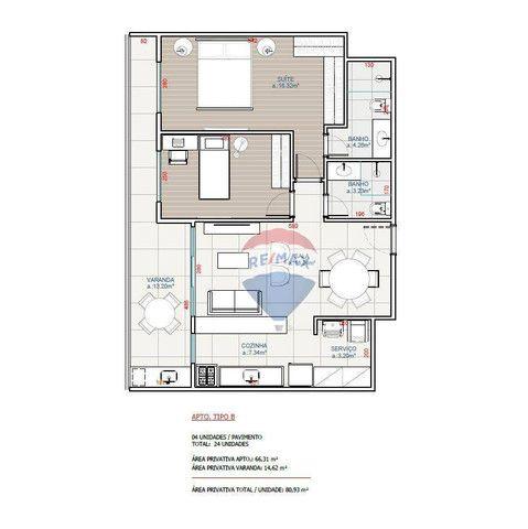 Apartamento com 2 quartos (1 suíte) à venda, 77 m² a partir de R$ 337.568 - Nova São Pedro - Foto 18