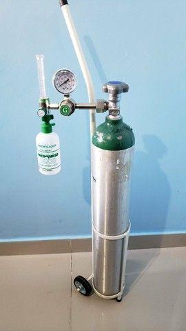 Manômetro de oxigênio
