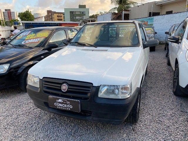 Fiat Uno Furgão 1.3 Fire . Único a venda . Raridade - Foto 2