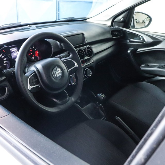 Fiat Argo Drive 0 km - 2022 - Foto 6