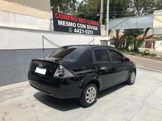 Lindo Ford Fiesta Sedan 1.6 Flex Extremamente Novo - Foto 5