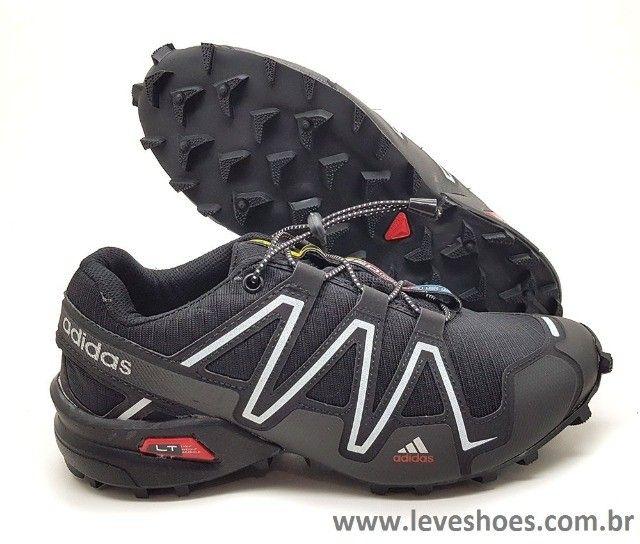 Tênis Adidas Speed Cross Barato - Foto 4