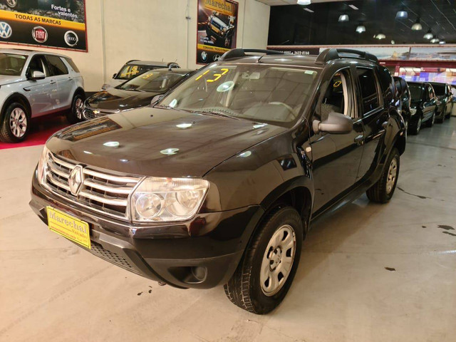DUSTER 2012/2013 1.6 EXPRESSION 4X2 16V FLEX 4P MANUAL - Foto 3