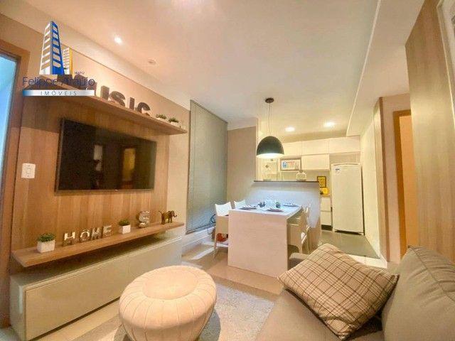 Apartamento com 2 dormitórios à venda, 44 m² por R$ 155.900,00 - Messejana - Fortaleza/CE - Foto 2