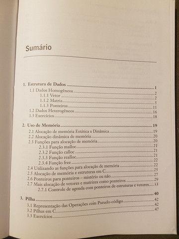 Estrutura de Dados com Algoritmos e C - Foto 3