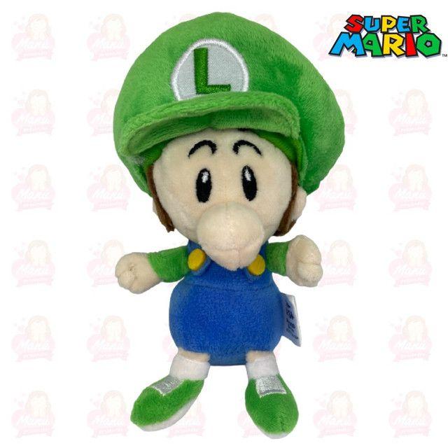 Mário Luigi baby pelúcia - Foto 2