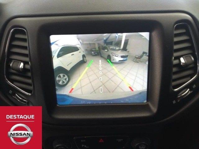 Compass Longitude Automático 2018 Branco - Foto 8