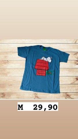 Camisetas masculinas  tamanho M